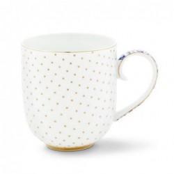 Mug Royal White - Pip Studio - 18cl