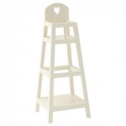 Chaise haute - My - Maileg - Blanc
