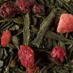 Thé vert parfumé  - Dammann Frères -  1