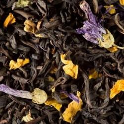 Thé noir parfumé - Dammann Frères - Mélange Vénitien- 100g