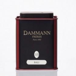 Boite Dammann Frères n°315 Bali - the vert 100g
