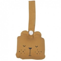 Hochet - Ours - Fabelab - Ocre