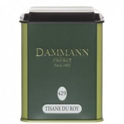 Boîte Métal Dammann Frères - Tisane du Roy - 65 g