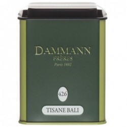 Boîte Métal Dammann Frères - Tisane Bali - 45g