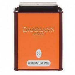 Boite Métal Dammann Frères Rooibos Caramel - 100g
