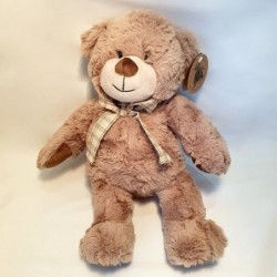 Peluche Ours Brun - Country Casa - Lenny