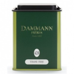 Boîte Métal Dammann Frères - Tisane Fidji - 80g