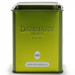 Boîte Métal Dammann Frères - Tisane des merveilles - 45g