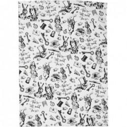 Torchon - Alice in wonderland - All over print