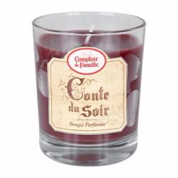 Bougie parfumée - Conte du soir - Comptoir de Famille