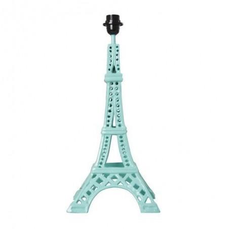 Pied de lampe - Rice - Tour Eiffel - mint