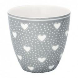 Mini Latte Cup - Greengate - Penny grey