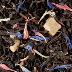 Thé noir parfumé - Dammann Frères - Oriental noir - 100g