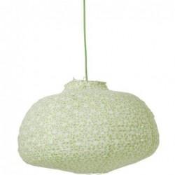 Suspension pour Lampe Fleurs Pastel Green - Rice