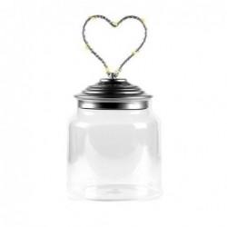 Bonbonnière à LED - Baden - Coeur