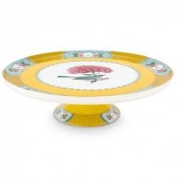 Mini plat à gâteau - Blushing Birds - Jaune - Pip Studio
