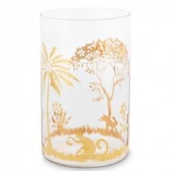 Grand verre à eau - La Majorelle - Rose - Pip Studio - 36 cl
