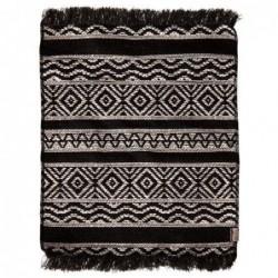 Tapis - Maileg - Ethnique noir - 24 x 18 cm