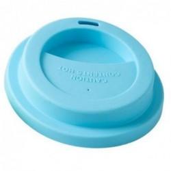 Couvercle en silicone - Rice - Bleu ciel
