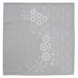 Serviettes de table Rader - Flocons d'étoiles - Set de 2