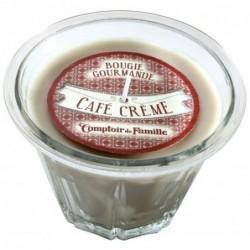 Bougie parfumée - Café crême - Comptoir de Famille