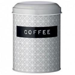 Boite à café Grise - Bloomingville - Coffee
