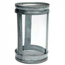Petite lanterne - Greengate - Zinc antique