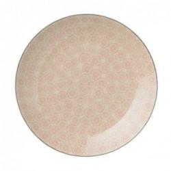 Assiette Cecile - Bloomingville - Dot Rose - 20cm