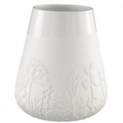 Vase en porcelaine - Poésie - Flowers - Rader