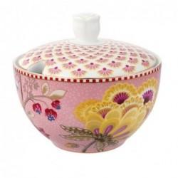 Sucrier Floral Fantasy bloom rose - Pip Studio