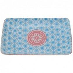 Plateau - Tokyo Design - Star Wave Blue - 21cm