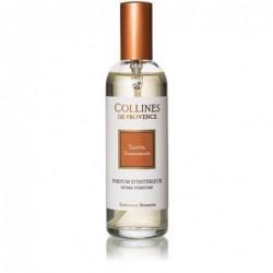 Parfum d'intérieur en spray - Santal - Collines de Provence - 100ml