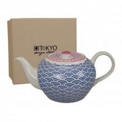 Théière - Tokyo Design - Star Wave - Blue