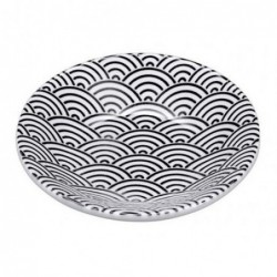 Coupelle 10cm - Tokyo Design - Wave - Black
