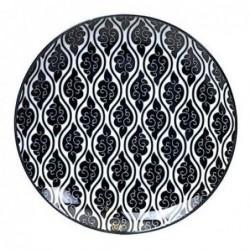 Assiette 20cm - Tokyo Design - Cloud - Black