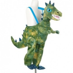 Déguisement Souza - Ride on Tyrannausaure - 3/4 ans