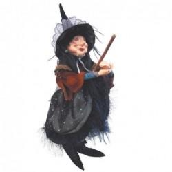 Sorcière - Witches of Pendle - Elizabeth Device - Bleu - 45 cm