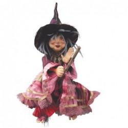 Sorcière - Witches of Pendle - Jennet Device - Bordeaux - 35 cm