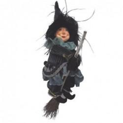 Sorcière - Witches of Pendle - Ann Readfern - Gris - 24 cm