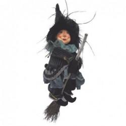 Sorcière - Witches of Pendle - Ann Readfearn - Gris - 24 cm