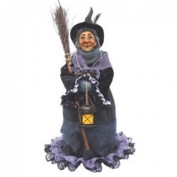 Sorcière - Witches of Pendle - Hazel - Violet - 50 cm