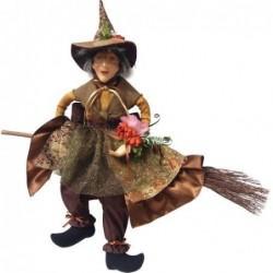 Sorcière - Witches of Pendle - Abigail - Marron - 50 cm