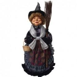 Sorcière - Witches of Pendle - Gertrude - Gris - 45 cm