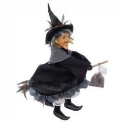 Sorcière - Witches of Pendle - Althéa - Gris - 50 cm