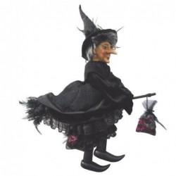 Sorcière - Witches of Pendle - Althéa - Noir - 50 cm