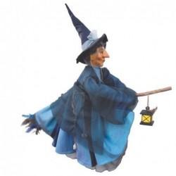 Sorcière - Witches of Pendle - Agatha - Bleu - 50 cm