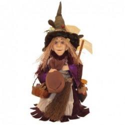 Sorcière - Witches of Pendle - Amélia - Violet - 24 cm