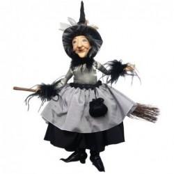 Sorcière - Witches of Pendle - Felicity - Gris - 45 cm