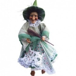 Sorcière - Witches of Pendle - Willow - Vert - 25 cm