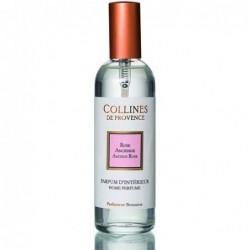 Parfum d'intérieur en spray - Rose ancienne - Collines de Provence - 100ml